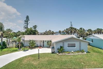 Ormond Beach Single Family Home For Sale: 9 Sunny Beach Drive