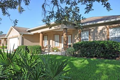 New Smyrna Beach Single Family Home For Sale: 722 Aldenwood Trail