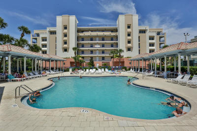 New Smyrna Beach Condo/Townhouse For Sale: 5300 S Atlantic Avenue #9405