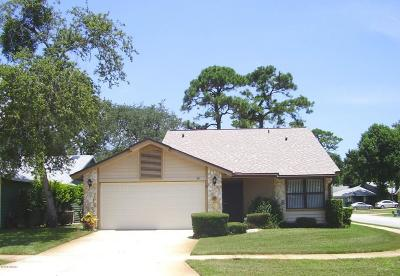 Port Orange Single Family Home For Sale: 919 Forest Glen Drive