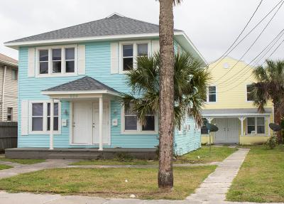 Daytona Beach Multi Family Home For Sale: 602 & 604 Braddock Avenue