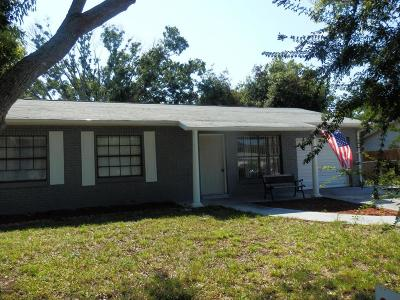 Port Orange Single Family Home For Sale: 1052 Tompkins Drive