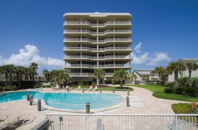 New Smyrna Beach Condo/Townhouse For Sale: 4207 S Atlantic Avenue #600