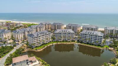 Palm Coast Condo/Townhouse For Sale: 1200 Cinnamon Beach Way #1164