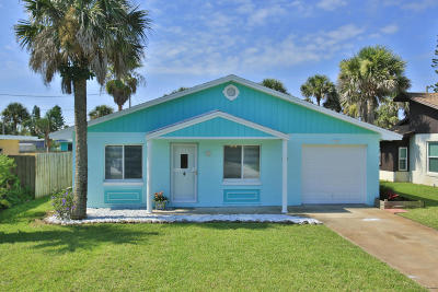 New Smyrna Beach Single Family Home For Sale: 307 Condict Drive