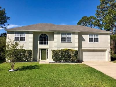 Palm Coast Single Family Home For Sale: 23 Port Echo Lane