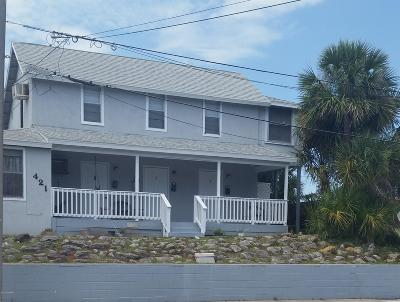 Daytona Beach Multi Family Home For Sale: 421 N Peninsula Drive