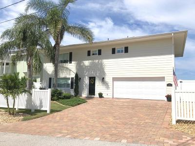 Flagler Beach Single Family Home For Sale: 339 Palm Drive