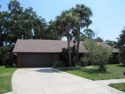 Port Orange Single Family Home For Sale: 704 Ichabod Court