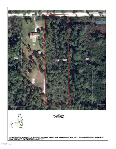 Volusia County Residential Lots & Land For Sale: 4166 Budd Road