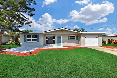Port Orange Single Family Home For Sale: 3878 Cardinal Boulevard