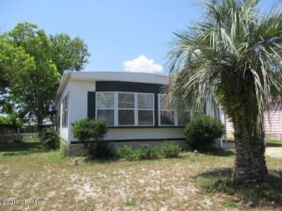 Port Orange Single Family Home For Sale: 749 Indian Hill Drive