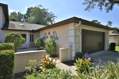 Ormond Beach Single Family Home For Sale: 130 Deer Lake Circle