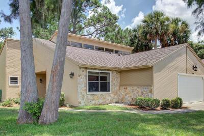 Daytona Beach Single Family Home For Sale: 149 N Gull Circle