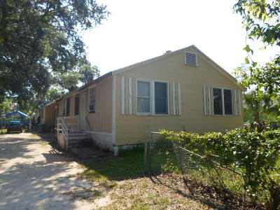 Daytona Beach Multi Family Home For Sale: 325 S Franklin Street
