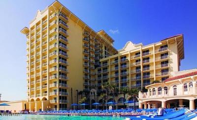 Daytona Beach Condo/Townhouse For Sale: 600 N Atlantic Avenue #1219