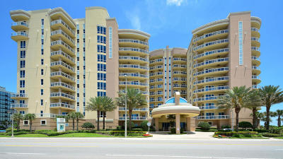 Daytona Beach Condo/Townhouse For Sale: 1925 S Atlantic Avenue #402