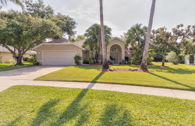 Port Orange Single Family Home For Sale: 440 Nash Lane