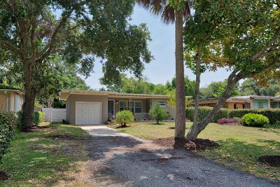 Daytona Beach Single Family Home For Sale: 557 Derbyshire Road