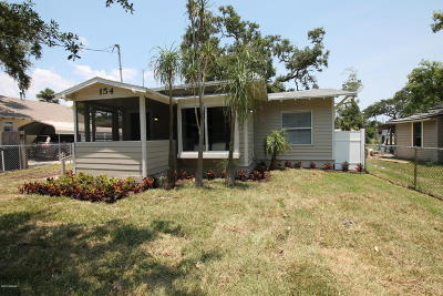 Daytona Beach Single Family Home For Sale: 154 Congress Avenue