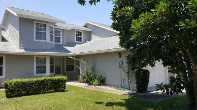Volusia County Attached For Sale: 951 S Lakewood Terrace #E