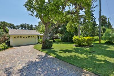New Smyrna Beach Single Family Home For Sale: 509 Yupon Avenue