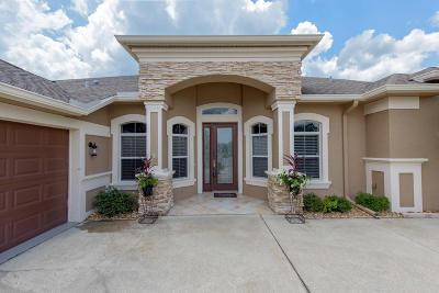 New Smyrna Beach Single Family Home For Sale: 618 Marisol Drive