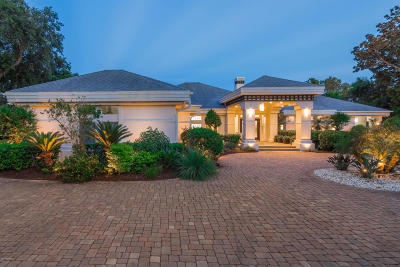 Volusia County Single Family Home For Sale: 5 Cross Creek Way