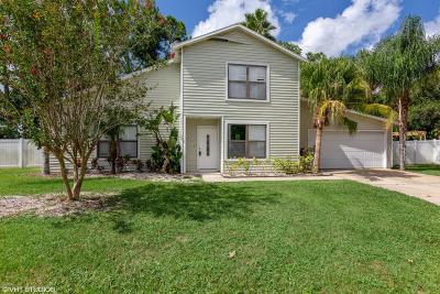 Port Orange Single Family Home For Sale: 1242 Thomasina Drive