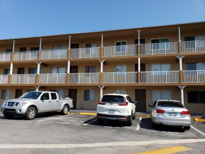 Daytona Beach Condo/Townhouse For Sale: 411 N Halifax Avenue #301