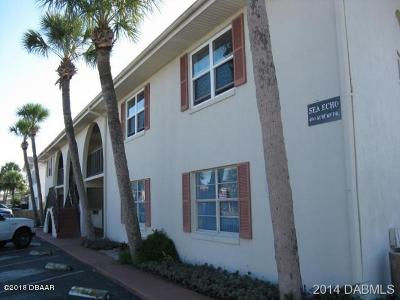 Volusia County Rental For Rent: 400 Auburn Drive #5
