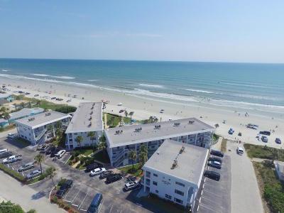 New Smyrna Beach Condo/Townhouse For Sale: 1111 Hill St U-24 #U24