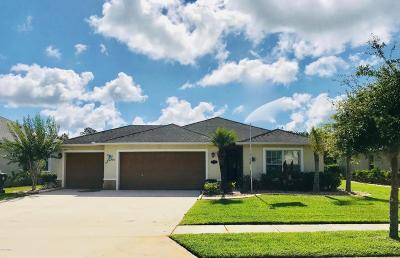 Daytona Beach Single Family Home For Sale: 153 Springberry Court
