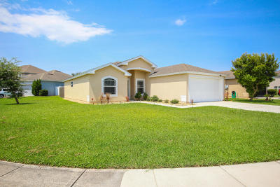 Port Orange Single Family Home For Sale: 1911 Cove Point Road