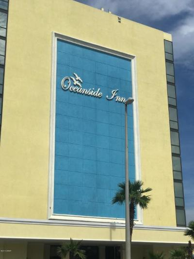 Daytona Beach Shores Condo/Townhouse For Sale: 1909 S Atlantic Avenue #902