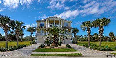 Palm Coast Single Family Home For Sale: 30 Ocean Ridge Boulevard