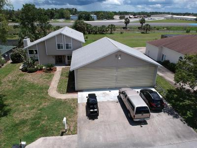 Spruce Creek Fly In Single Family Home For Sale: 38 Taxiway Lindy Loop