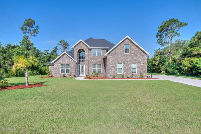 Ormond Beach Single Family Home For Sale: 84 Lakebluff Drive