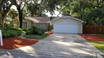 Port Orange Single Family Home For Sale: 882 Sugar House Drive