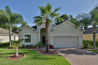 Volusia County Attached For Sale: 3917 Sunset Cove Drive