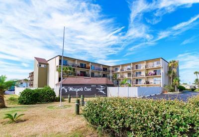 New Smyrna Beach Condo/Townhouse For Sale: 3700 S Atlantic Avenue #301
