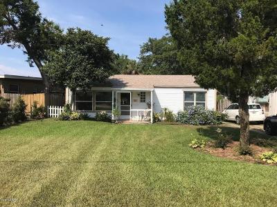 Volusia County Single Family Home For Sale: 511 Daytona Avenue