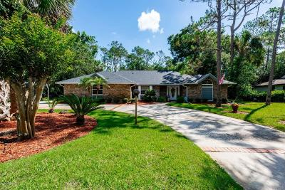 Volusia County Single Family Home For Sale: 27 Shadowcreek Way