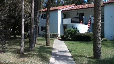 Volusia County Condo/Townhouse For Sale: 348 Bob White Court #119A
