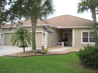 Volusia County Single Family Home For Sale: 41 Canterbury Woods