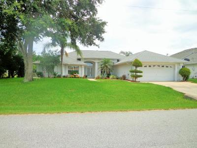 Palm Coast Single Family Home For Sale: 18 Fletcher Court