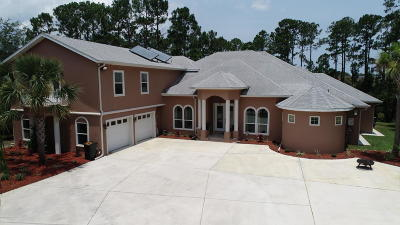 Palm Coast Single Family Home For Sale: 3 Webwood Place