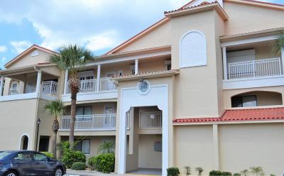 New Smyrna Beach Condo/Townhouse For Sale: 443 Bouchelle Drive #302