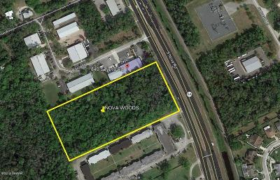 Residential Lots & Land For Sale: S Nova Road