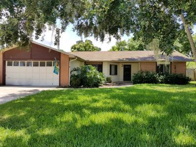 Port Orange Single Family Home For Sale: 3464 Country Walk Drive